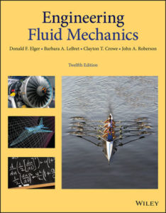 Solution Manual ( Complete Download ) For Engineering Fluid Mechanics   12th Edition   Donald F. Elger   Barbara A. LeBret   Clayton T. Crowe   John A. Roberson
