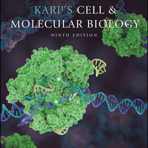 Solution Manual (Download only ) For Karp's Cell and Molecular Biology | 9th Edition | Gerald Karp | Janet Iwasa | Wallace Marshall