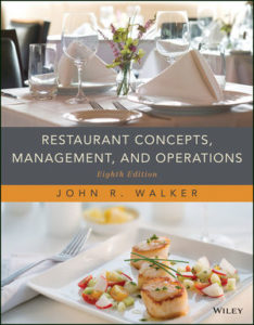 Solution Manual ( Download only ) For Restaurant Concepts, Management, and Operations   8th Edition   John R. Walker