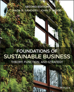 Solution Manual For ( Complete Download ) Foundations of Sustainable Business: Theory, Function, and Strategy | 2nd Edition | Nada R. Sanders | John D. Wood
