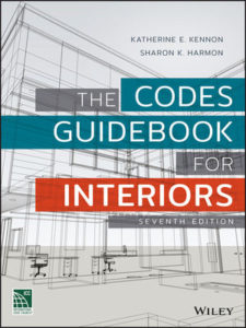 Solution Manual ( Complete Download ) For The Codes Guidebook for Interiors | 7th Edition | Katherine E. Kennon | Sharon K. Harmon