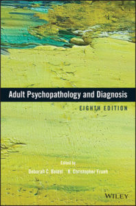 Test Bank ( Complete Download ) For Adult Psychopathology and Diagnosis   8th Edition   Deborah C. Beidel (Editor)   B. Christopher Frueh (Editor)   ISBN: 9781119384175