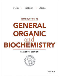 Test Bank ( Complete Download ) For Introduction to General, Organic, and Biochemistry   11th Edition   Morris Hein   Scott Pattison   Susan Arena   Leo R. Best