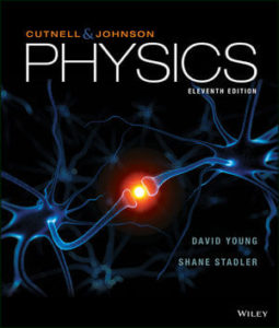 Test Bank (Complete Download) For Physics | 11th Edition | John D. Cutnell | Kenneth W. Johnson | David Young | Shane Stadler