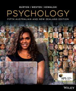 Test Bank ( Complete Download ) For Psychology   5th Australian and New Zealand Edition with Cyber Psych   Lorelle J. Burton   Drew Westen   Robin M. Kowalski