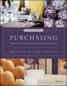 Test Bank ( Download only )For Purchasing: Selection and Procurement for the Hospitality Industry | 9th Edition | Andrew H. Feinstein | Jean L. Hertzman | John M. Stefanelli
