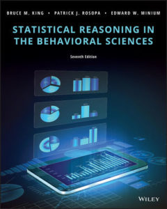 Test Bank ( Complete Download ) For Statistical Reasoning in the Behavioral Sciences | 7th Edition | Bruce M. King | Patrick J. Rosopa | Edward W. Minium