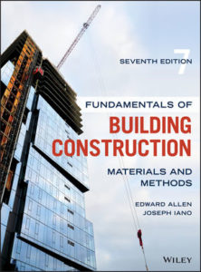 Test Bank ( Download only ) Fundamentals of Building Construction: Materials and Methods | 7th Edition | Edward Allen | Joseph Iano