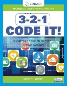 Test Bank ( Complete Download ) for 3-2-1 Code It!   7th Edition   Michelle Green   ISBN-10: 1337902888   ISBN-13: 9781337902885