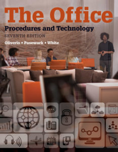 Solution Manual ( Complete Download ) for The Office: Procedures and Technology   7th Edition   Mary Ellen Oliverio   William R. Pasewark   Bonnie R. White   ISBN-10: 0357125703   ISBN-13: 9780357125700