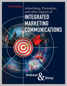 Test Bank ( Complete Download ) for Advertising, Promotion, and other aspects of Integrated Marketing Communications | 10th Edition | J. Craig Andrews | Terence A. Shimp