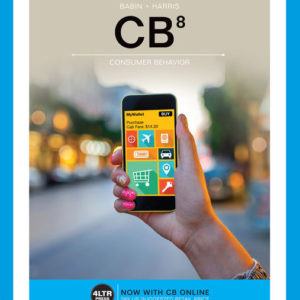 Test Bank ( Complete Download ) for CB   8th Edition   Barry J. Babin   Eric Harris