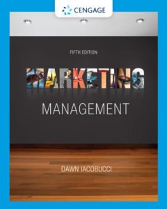 50% Discount   Buy Solution Manual for Marketing Management   5th Edition   Dawn Iacobucci   ISBN-10: 1337100307   ISBN-13: 9781337100304