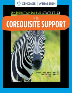 Test Bank ( Complete Download ) for Corequisite Support for Understandable Statistics | 12th Edition | Charles Henry Brase