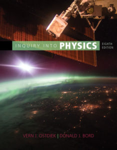 Solution Manual ( Complete Download ) for Inquiry into Physics | 8th Edition | Vern J. Ostdiek | Donald J. Bord
