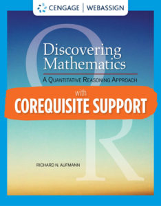 Test Bank ( Complete Download ) for Discovering Mathematics: A Quantitative Reasoning Approach | 1st Edition | Richard Aufmann