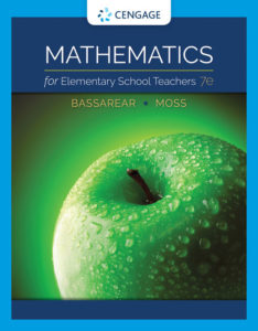 Solution Manual ( Complete Download ) for Mathematics for Elementary School Teachers   7th Edition   Tom Bassarear   Meg Moss