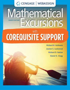 Solution Manual ( Download only ) for Mathematical Excursions   4th Edition   Richard Aufmann   ISBN-10: 0357113020   ISBN-13: 9780357113028
