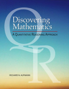 Solution Manual ( Complete Download ) for Discovering Mathematics: A Quantitative Reasoning Approach | 1st Edition | Richard Aufmann | ISBN-10: 0357028112
