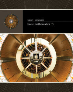 Test Bank ( Complete Download ) for Finite Mathematics | 7th Edition | Stefan Waner | Steven Costenoble