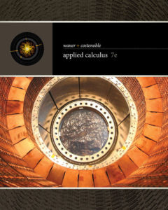 Test Bank ( Complete Download ) for Applied Calculus   7th Edition   Stefan Waner   Steven Costenoble