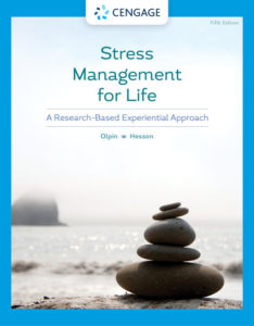 Test Bank (Complete Download ) for Stress Management for Life: A Research-Based Experiential Approach | 5th Edition | Michael Olpin Margie Hesson