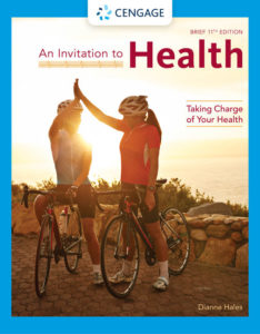 Test Bank (Complete Download ) for An Invitation to Health: Taking Charge of Your Health, Brief Edition | 11th Edition | Dianne Hales