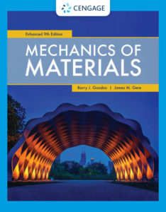 Test Bank (Complete Download ) for Mechanics of Materials, Enhanced Edition   9th Edition   Barry J. Goodno   James M. Gere