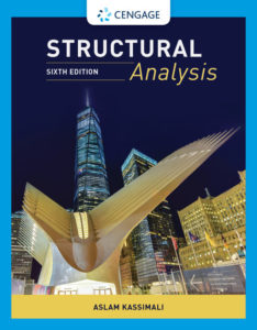 Solution Manual ( Download only ) for Structural Analysis | 6th Edition | Aslam Kassimali