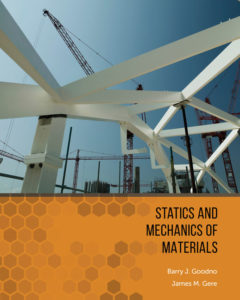 Solution Manual (Download only ) for Statics and Mechanics of Materials | 1st Edition | Barry J. Goodno | James Gere