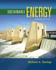 Test Bank (Download only ) for Sustainable Energy | 2nd Edition | Richard A. Dunlap