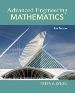Solution Manual (Download only )for Advanced Engineering Mathematics | 8th Edition | Peter V. O'Neil