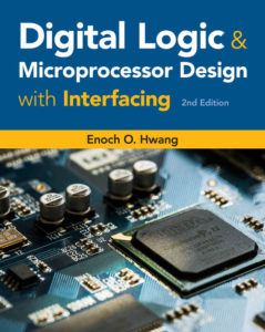 Solution Manual (Download only ) for Digital Logic and Microprocessor Design with Interfacing | 2nd Edition | Enoch O. Hwang