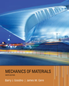 Solution Manual ( Complete Download ) for Mechanics of Materials   9th Edition   Barry J. Goodno   James M. Gere