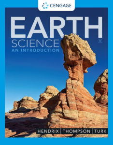 Test Bank (Complete Download) for Earth Science: An Introduction | 3rd Edition | Marc Hendrix | Graham R. Thompson