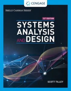 Test Bank (Download only ) for Systems Analysis and Design |12th Edition | Scott Tilley | ISBN-10: 0357117832 | ISBN-13: 9780357117835