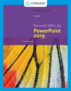 Test Bank for (Compete Download) New Perspectives Microsoft® Office 365 & PowerPoint 2019 Comprehensive   1st Edition   Katherine T. Pinard