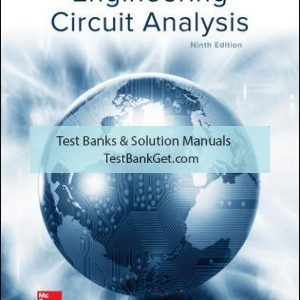 Solution Manual( Complete Download ) For Engineering Circuit Analysis | 9th Edition | William Hayt | Jack Kemmerly | Jamie Phillips | Steven Durbin | ISBN10: 0073545511 | ISBN13: 9780073545516
